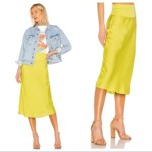 REVOLVE Free People Normani Bias Skirt